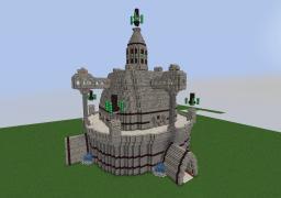 Emerald Citadel Minecraft Map & Project
