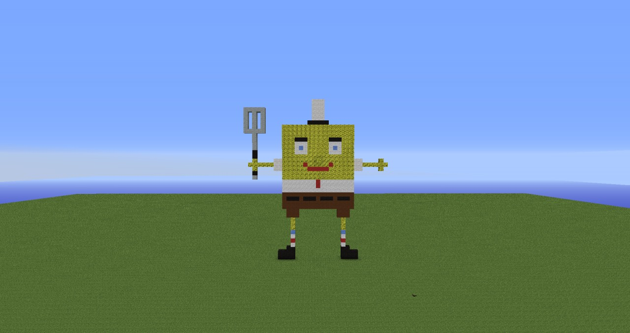 minecraft how to make sponge