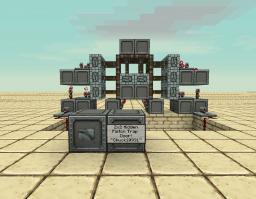 2X2 Hidden Piston Trap Door Minecraft Map & Project