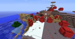 mushroom island Minecraft Map & Project