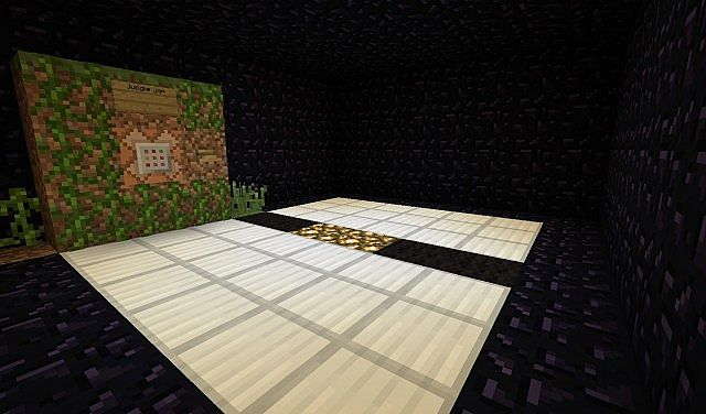 Current Warp Room (looking to make it bigger)