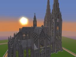 Cologne Cathedral Minecraft Project