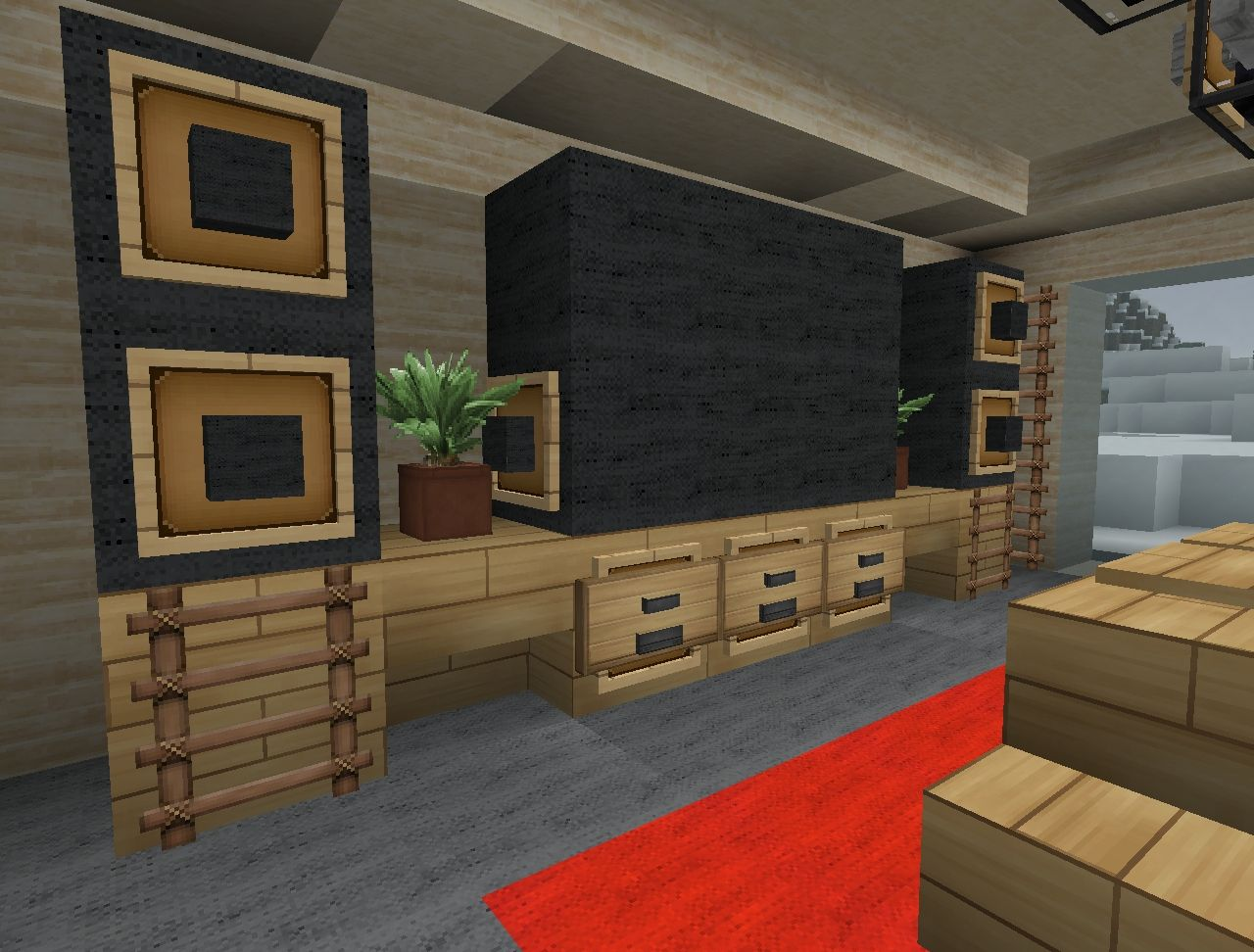 Interior Design Modern House Minecraft Tutorial Trend Home Design