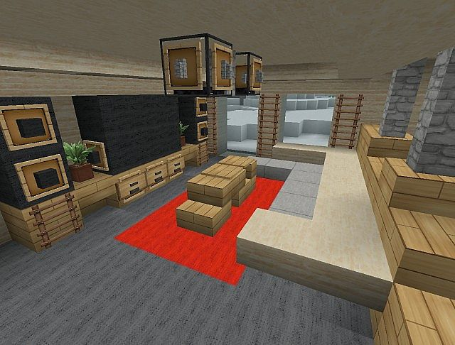 Minecraft Living Room Ideas Xbox