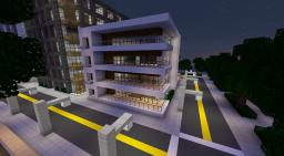 Modern Apartment Build 3 - On Greenfield Minecraft