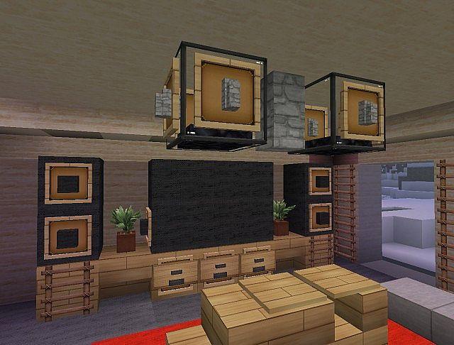Minecraft interior design minecraft interior design 1 4 for Office design minecraft