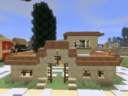 Greek Villa Minecraft