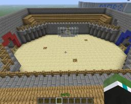 2 Mob Arenas By. Olli81298 Minecraft Map & Project