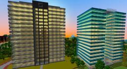 Ashton Plaza/ Strygler Tower Minecraft