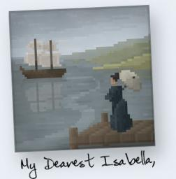 Isabella II [Official] Minecraft Texture Pack