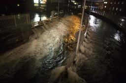 Hurricane Sandy - What's going on here in the greater NYC region. Minecraft Blog