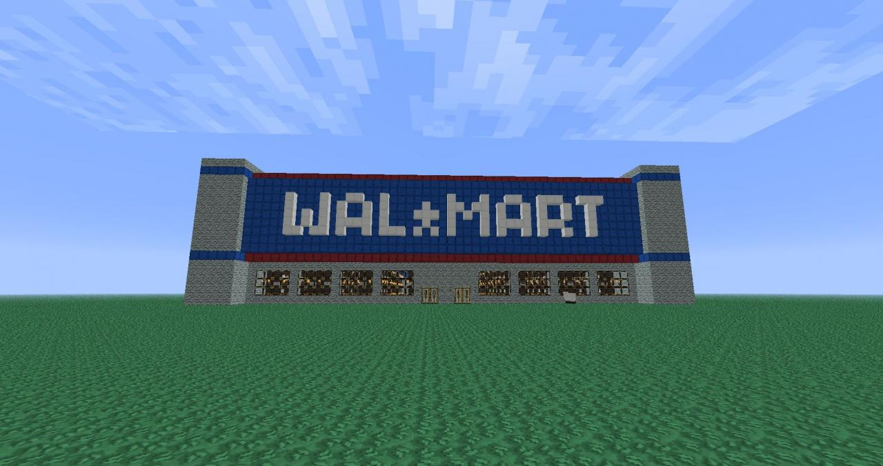 Best Walmart Minecraft Maps & Projects | Page 2 - Planet Minecraft