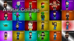 Avatar Collage Minecraft Blog