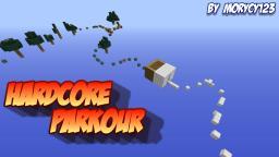 """""""Harcore-Parkour"""" - Parkour Map Minecraft"""