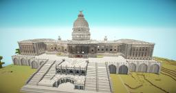 Washington D.C Capitol (Creative)