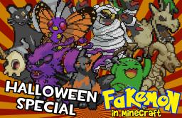 (H'ween Special) Fakemon Sprite Collection (w/ Timelapses) Minecraft Map & Project