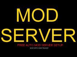 CraftBukkit Mod Server Setup Minecraft Mod
