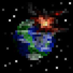 Dead Planet Minecraft