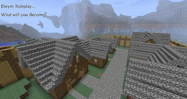 Lord Of The Rings Roleplay Server Minecraft