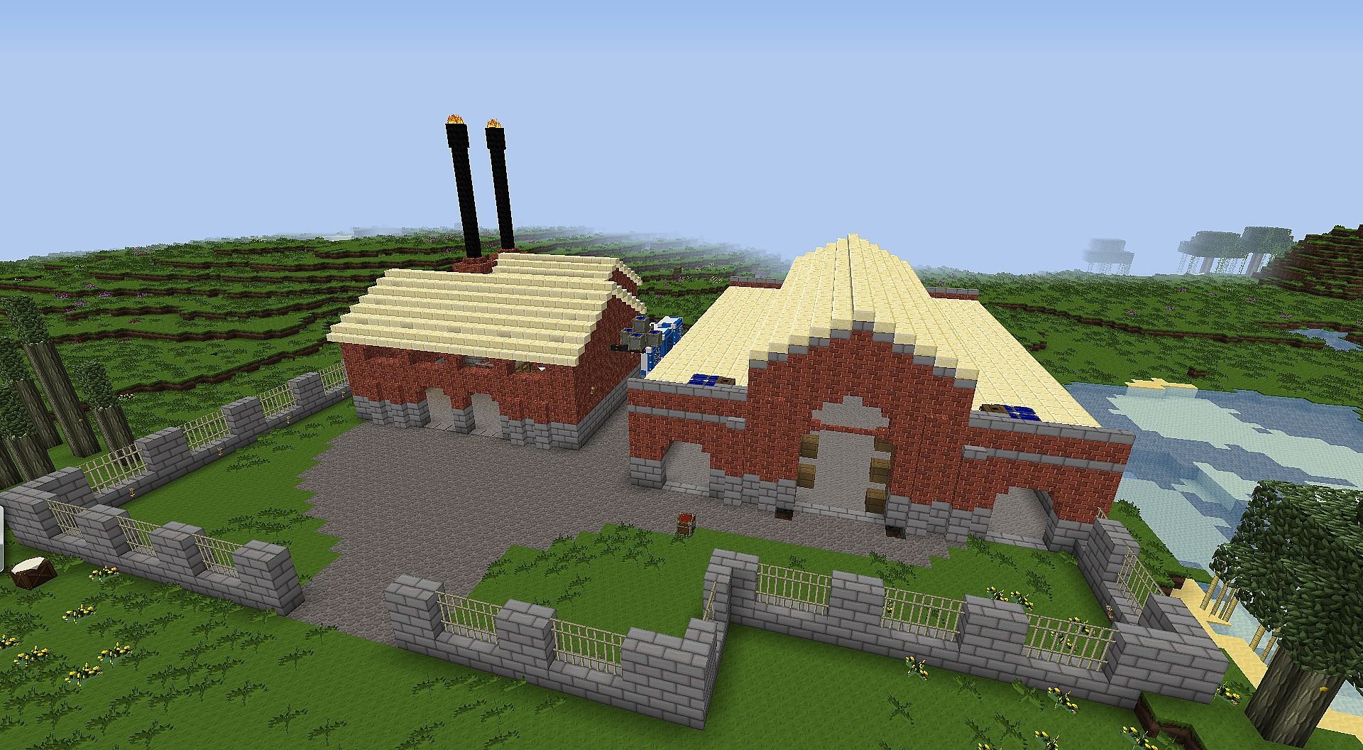 Minecraft How To Build A Old House