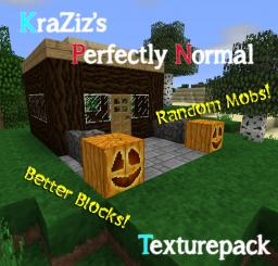 Discontinued :( - Perfectly Normal TexturePack [1.4 and HD!] Minecraft Texture Pack