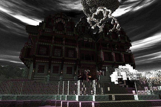 Minecraft Halloween Server