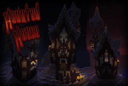 Haunted House (Happy Halloween) Minecraft Map & Project