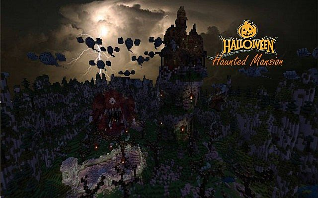 HauntedMansion 3989754 Haunted Mansion Halloween Map Download