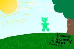Le Professionale, Beautifis Arte with PhantomButtClap #1 - KawaiiGummyBear (200 subs!) Minecraft Blog Post