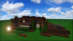 Upond Life Modern House Minecraft Map & Project