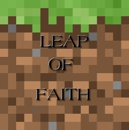 Parkour Map- Leap of Faith Minecraft Map & Project