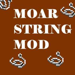 MOAR STRING MOD 1.4.4/1.4.5 Minecraft Mod