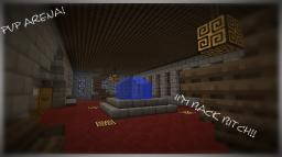 Gladiator PVP Arena Minecraft Map & Project