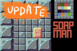 Making my own Platform Game: Soap Man - NEW UPDATE