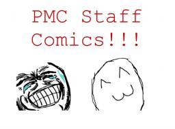 PMC Staff Comics Minecraft Blog Post