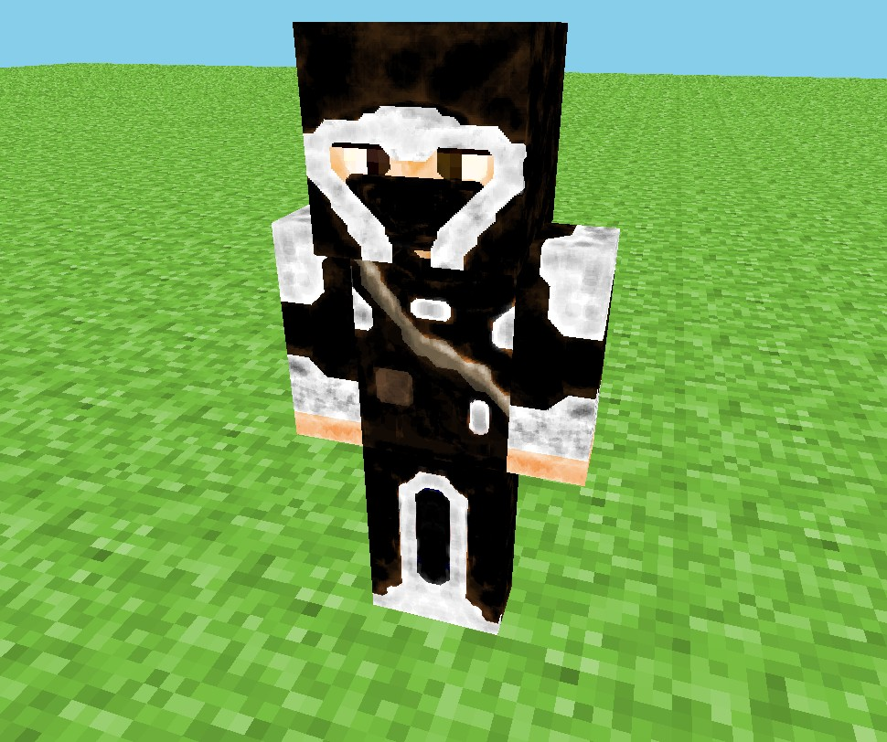 Minecraft Skins: Ranger Skin 128x64 Minecraft Blog