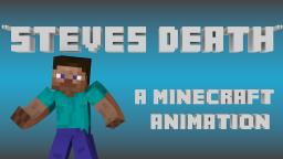 """Minecraft Animation """"The Death of Steve"""" [HD] Minecraft Map & Project"""