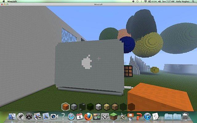 Macbook Pro Osx Minecraft Project