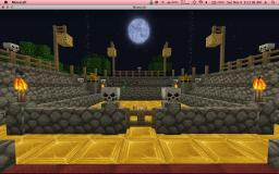 MURDERING Colleseum Minecraft Map & Project
