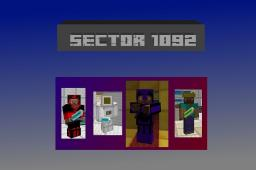 Sector 1092 v3.0 Minecraft Map & Project