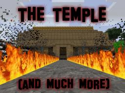 The Temple (and much more) Minecraft Map & Project