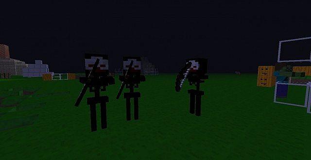 Ninja Skeletons!