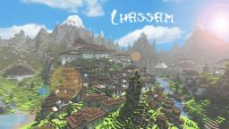 Lhassam, a Minecraft Timelapse [1080p] with download! Minecraft
