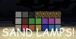 V1.5.1 SandLamps Minecraft Mod