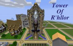Tower of R'hllor Minecraft Map & Project