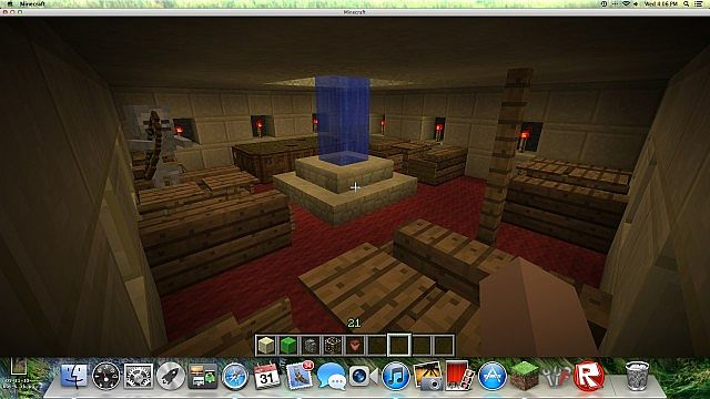 how to put chests right beside eachother minecraft