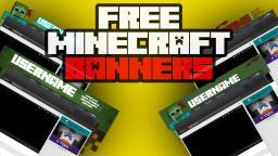 Minecraft Banners | Speed Art & Downloads Minecraft Map & Project