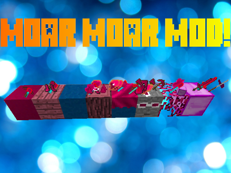 Updated!  [works with 1.4.7] The MoarMoar Mod!! NOW WITH MOARFLOWERS AND MOARGLASS!!!  Can we hit 70 diamonds?!