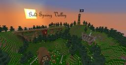 Gold Spring Valley PVP Map (Better In Preview) Minecraft Project