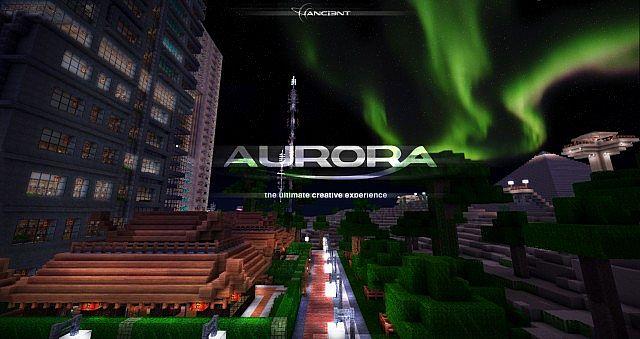 Aurora Texture Pack Mixed